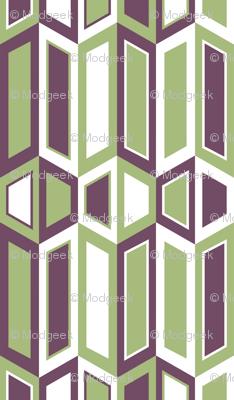 Parallelogram Trapezoid Stripe