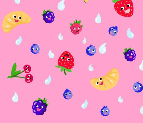 Rhap-pea_food_fruit_pink_shop_preview