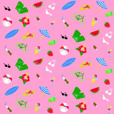 Summertime Pink XL