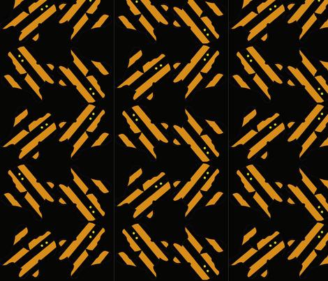 Halloweenkittyx4 fabric by sharpestudiosdesigns on Spoonflower - custom fabric