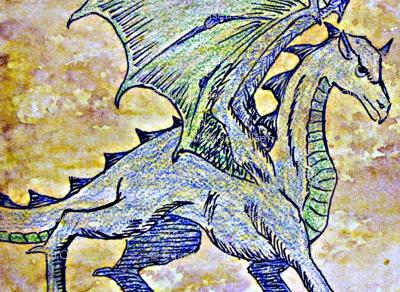 Ed the Dragon