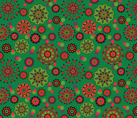 wheels fabric by elarnia on Spoonflower - custom fabric