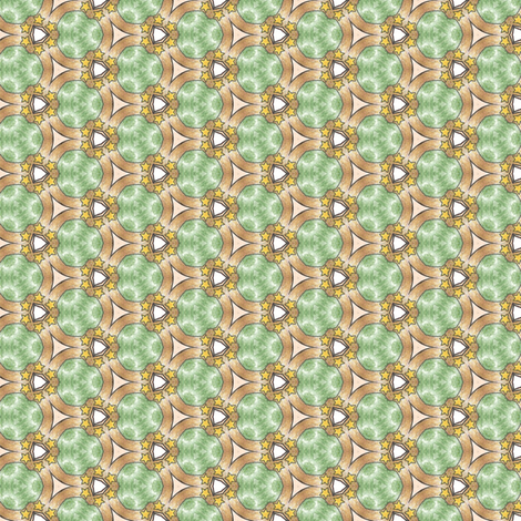 Natane's Starchunk fabric by siya on Spoonflower - custom fabric