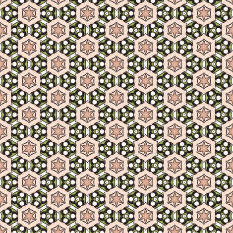 Natane's Woodstar fabric by siya on Spoonflower - custom fabric