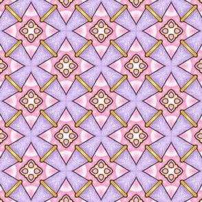 Candy Skies - Pink Diamonds