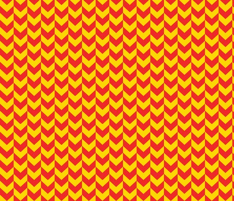 Rrcircus_elephant_chevron_red_and_yellow_shop_preview