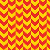 Rrcircus_elephant_chevron_red_and_yellow_shop_thumb
