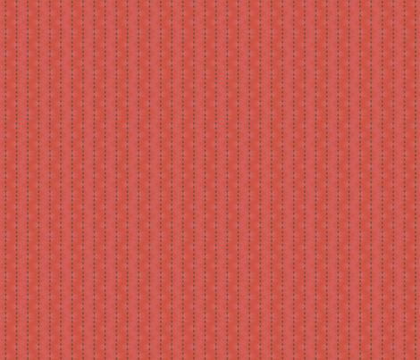 Red Sunset Stripe fabric by siya on Spoonflower - custom fabric