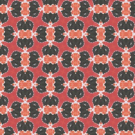 Ink Slugs fabric by siya on Spoonflower - custom fabric