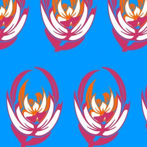 bouquet de fleur - sea of  roses