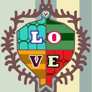 Love Crest