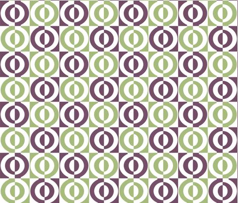 Geometric_Pattern_Eye_Abstract fabric by cveti on Spoonflower - custom fabric