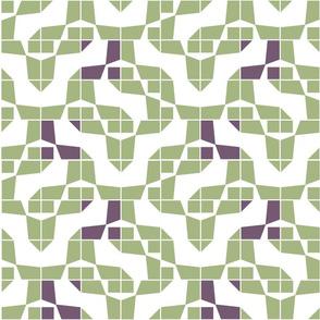 Plane Mosaic Tiles 2