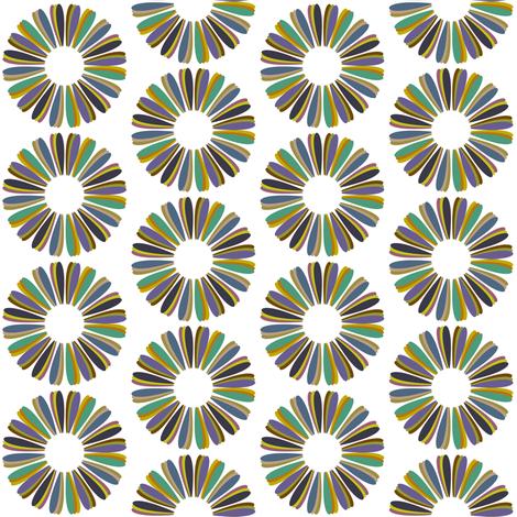 longboard_flowers_one_flower_jpg-01 fabric by vo_aka_virginiao on Spoonflower - custom fabric