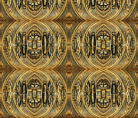 Spinal Tap fabric by whimzwhirled on Spoonflower - custom fabric