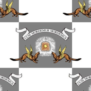 Crest of House Weaseltoast