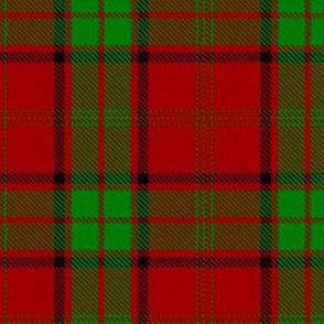 Jamie McCrimmon Tartan Highland variant