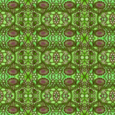 Victorian Jewels fabric by edsel2084 on Spoonflower - custom fabric