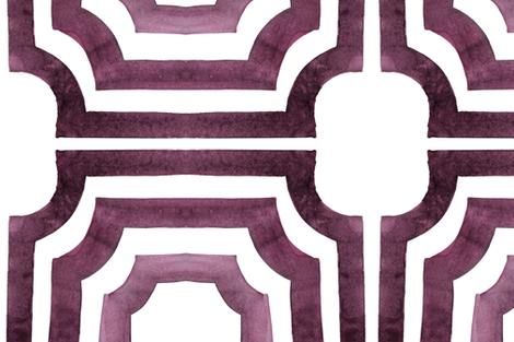 cestlaviv_lattice quartz ~ a Pinterest favorite! fabric by cest_la_viv on Spoonflower - custom fabric