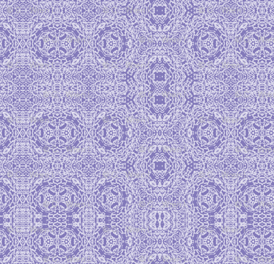 Periwinkle Wisteria Lace