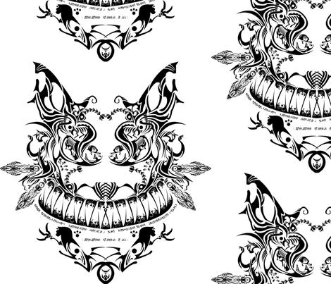 Tokaka's Emblem fabric by sp4klefish on Spoonflower - custom fabric