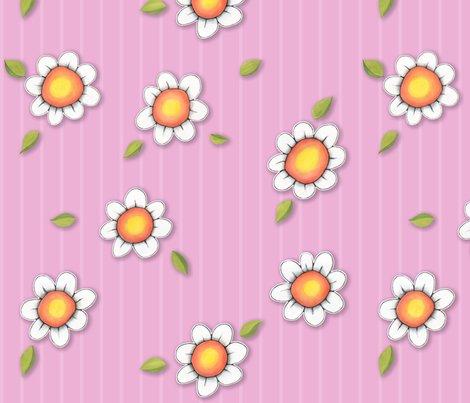 Rrdaisy_joy_on_pink_stripes_shop_preview