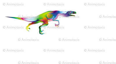 Psychedelic Raptor, L