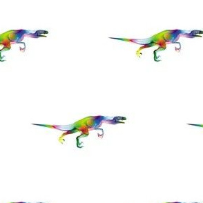 Psychedelic Raptor, S