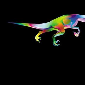 Psychedelic Raptor 2, L