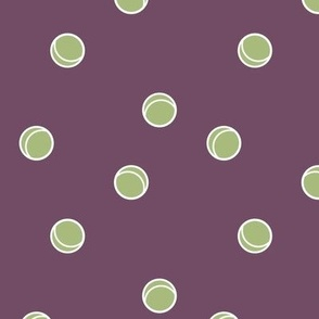 Polka Purple