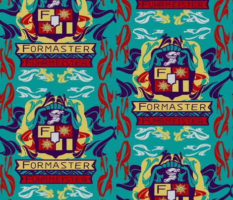 marzlene_ Family Crest fabric by marzlene'z_eye_candy on Spoonflower - custom fabric