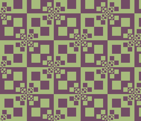 Blooming Grapes fabric by pd_frasure on Spoonflower - custom fabric