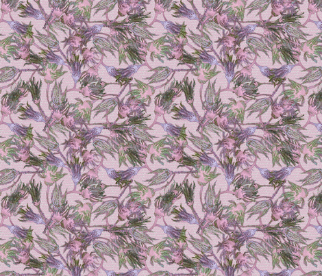 Crinoids  fabric by glimmericks on Spoonflower - custom fabric