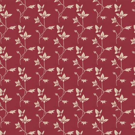 Cut Flowers fabric by siya on Spoonflower - custom fabric