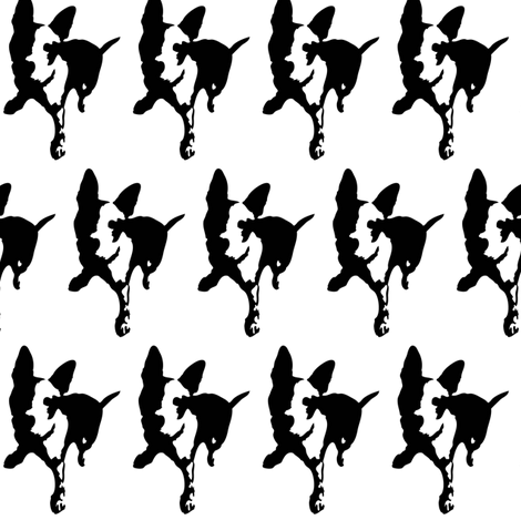 Doggy Style fabric by tellebass on Spoonflower - custom fabric