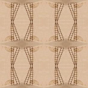 Diamond Ladder Stripes
