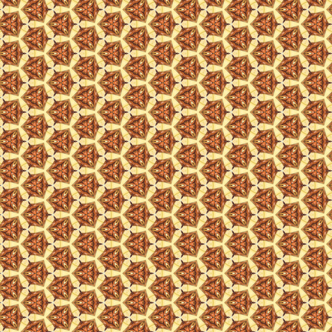 Hia's Burrs fabric by siya on Spoonflower - custom fabric