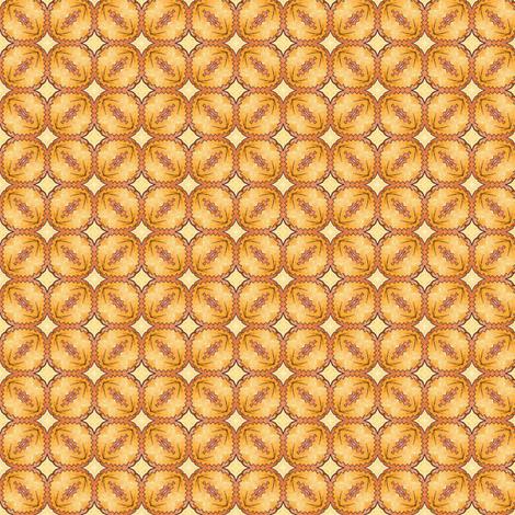 Hia's Buttons fabric by siya on Spoonflower - custom fabric
