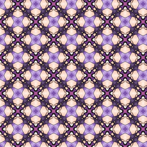 Hinako's Fence fabric by siya on Spoonflower - custom fabric