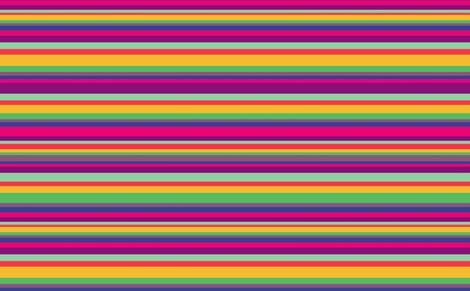 Happy Stripes II fabric by biancagreen on Spoonflower - custom fabric