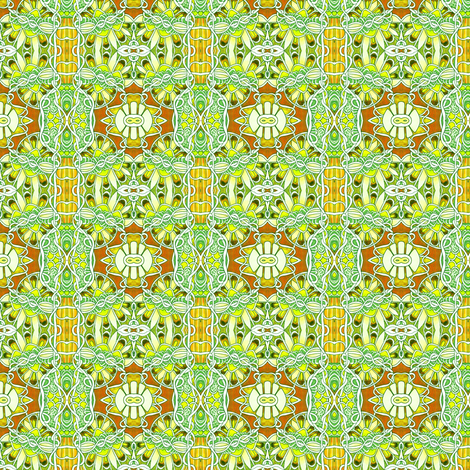 Roundabout fabric by edsel2084 on Spoonflower - custom fabric