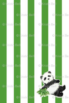 Panda Stripes