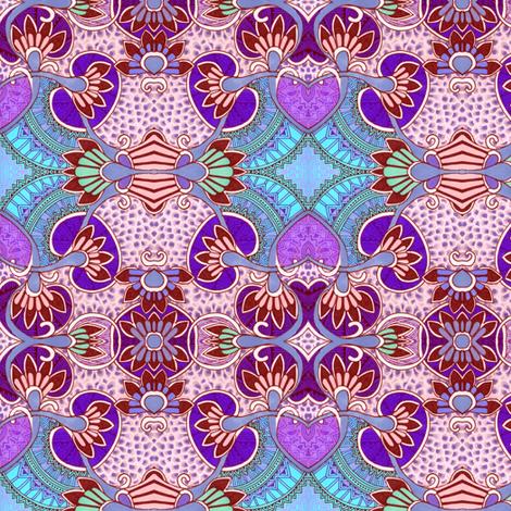 Ooh La La C'est Bon fabric by edsel2084 on Spoonflower - custom fabric
