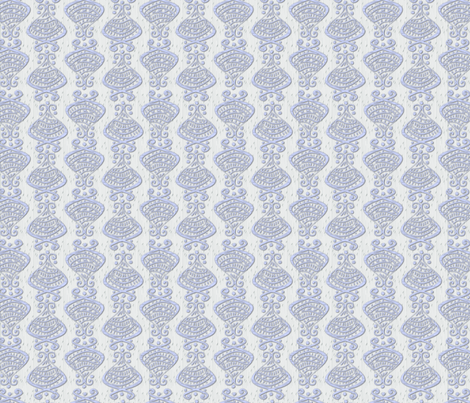 Hallmarks - Gazebo Hydrangeas fabric by glimmericks on Spoonflower - custom fabric