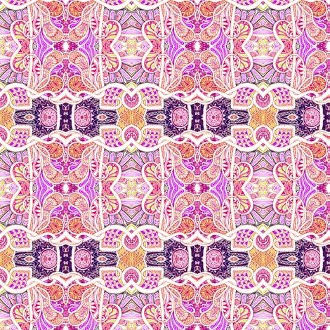 Pandora's Paisley Boxes fabric by edsel2084 on Spoonflower - custom fabric