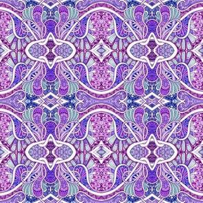 Paisley is my Favorite Drug (purple)