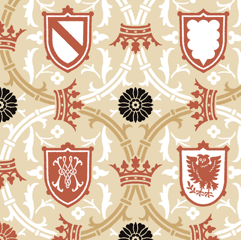 Personal Arms 1a fabric by muhlenkott on Spoonflower - custom fabric