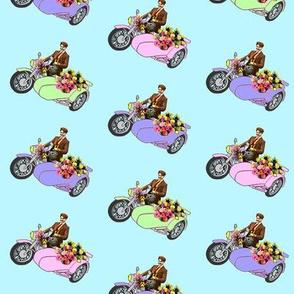 Archie's Little Motorbike