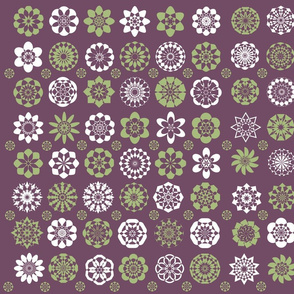 SPOONFLOWER GEOMETRIC 02