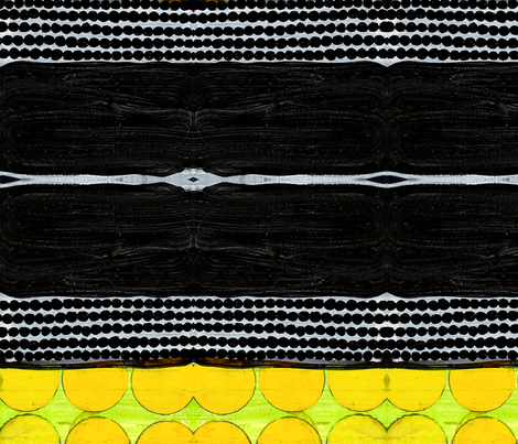 ny1116 fabric by jennifersanchezart on Spoonflower - custom fabric